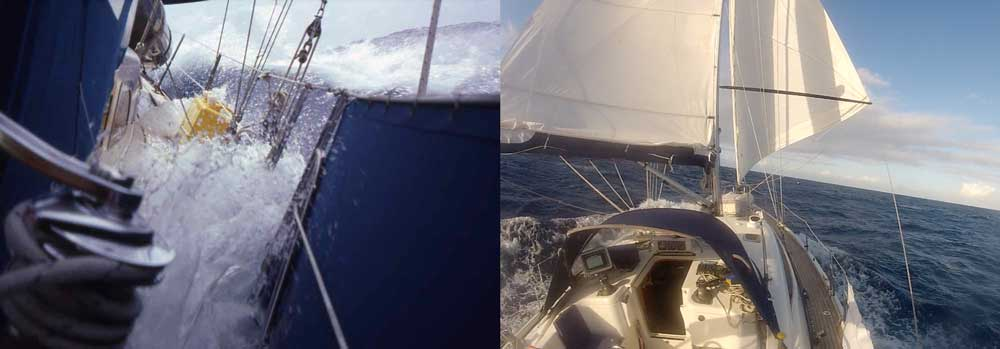 Crossing an Ocean | Sailing Blog - Technical Hints and Tips