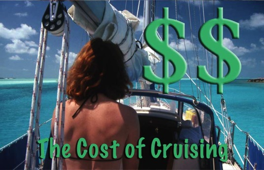 Budget for cruising sailing blog technical hints and for Cost of world cruise