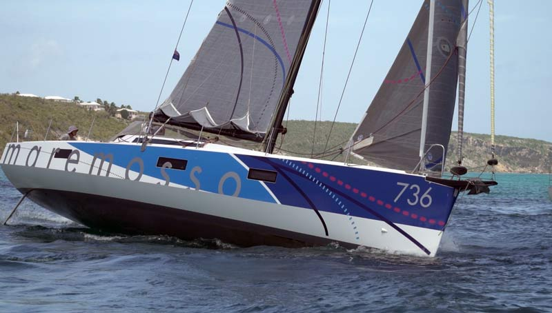 Pogo 50 - Lifting Keel - Full-On Performance | Sailing Blog - Technical Hints and Tips - Sailing ...