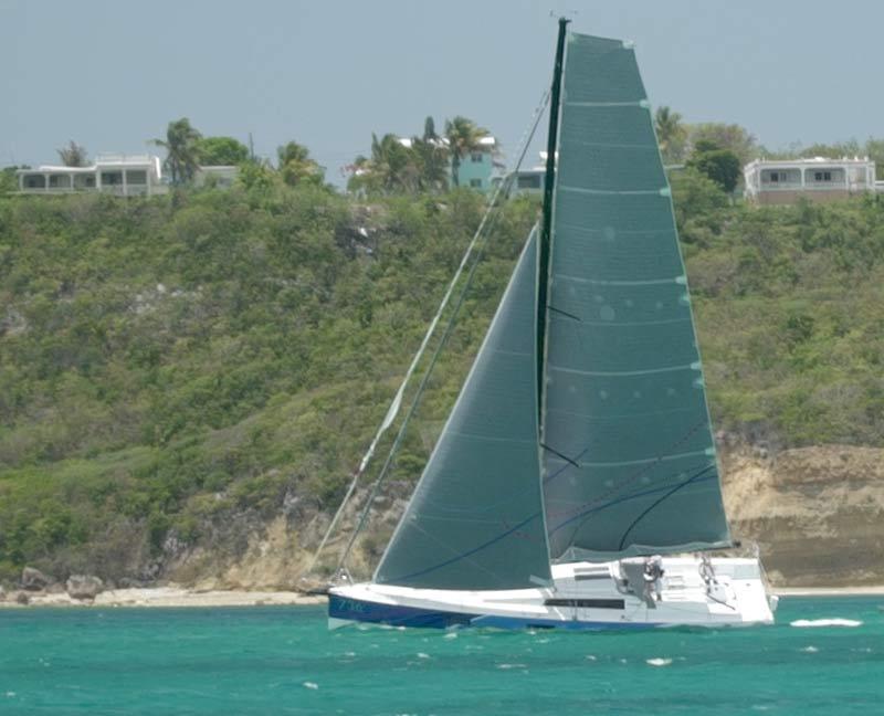 Pogo 50 Lifting Keel Full On Performance Sailing