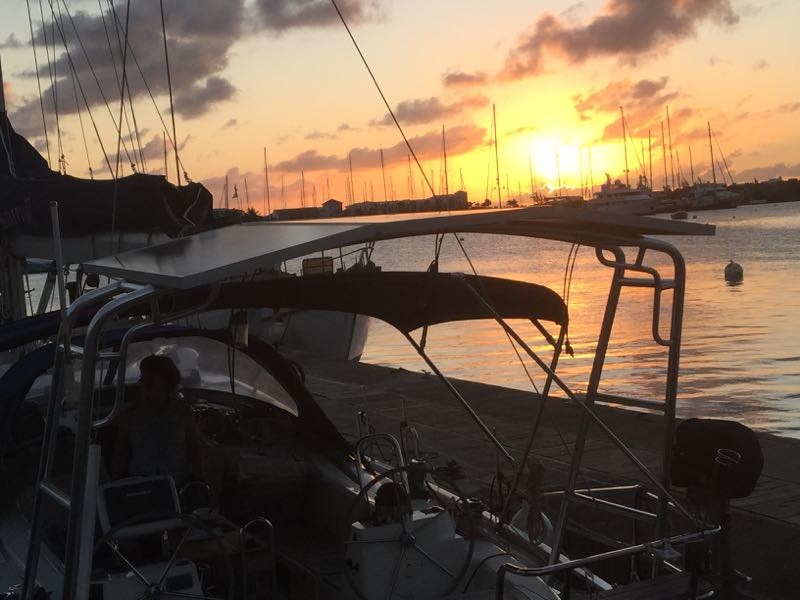 Solar Power On Sailboats Arch Building Sailing Blog