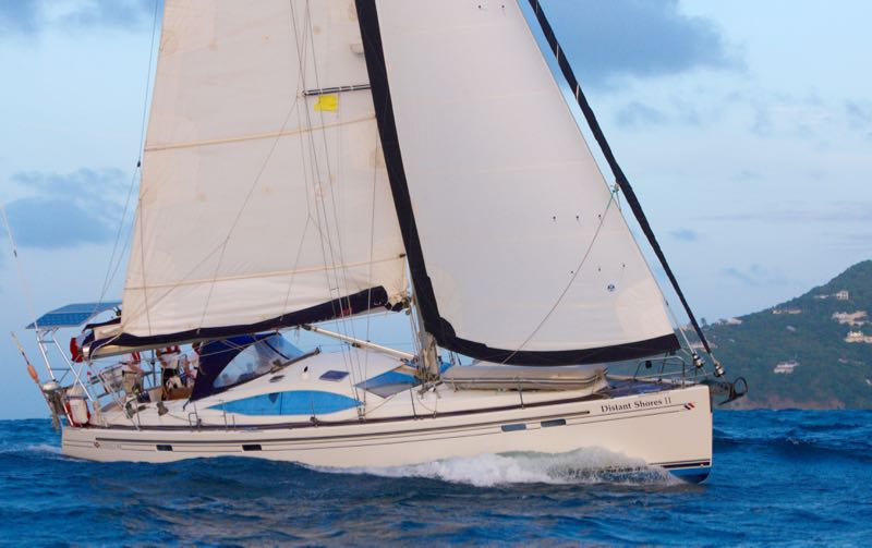 Distant Shores III | Sailing Blog - Technical Hints and Tips