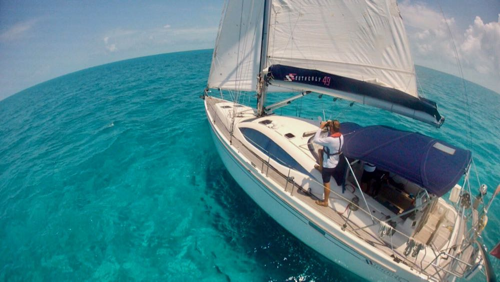 How to Sail with a Swing Keel | Sailing Blog - Technical