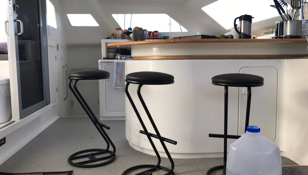 voyage-500-cat-review-galley-chairs - 1