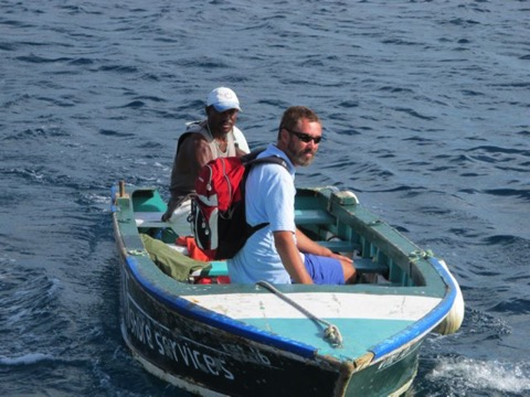 Dominica Distant Shores Sailing Newsletters